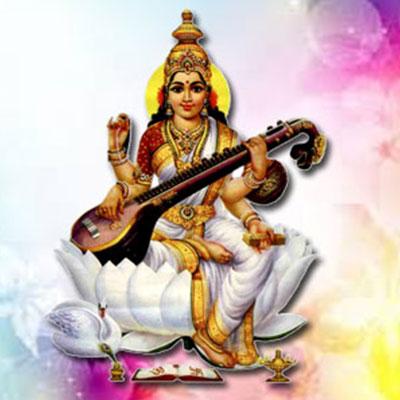 sarswati-puja