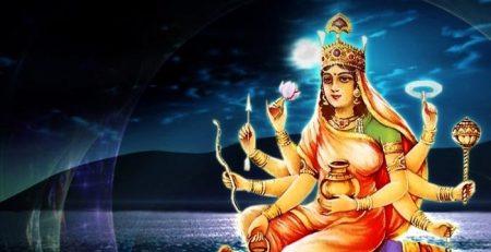 मां कूष्मांडा की पूजा
