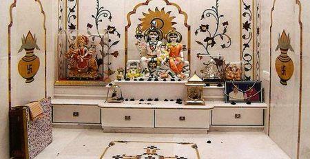 घर में मंदिर