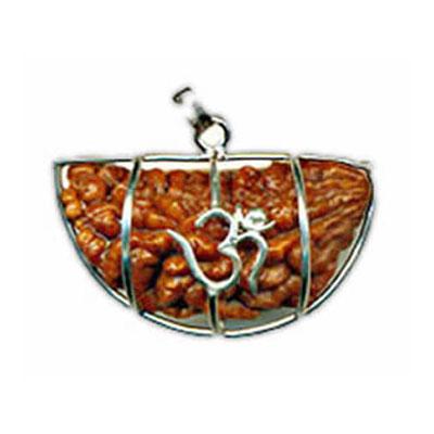 mahamritunjay-ek-mukhi-rudraksh-pendant