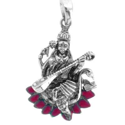 navratan-ma-saraswati-pendant
