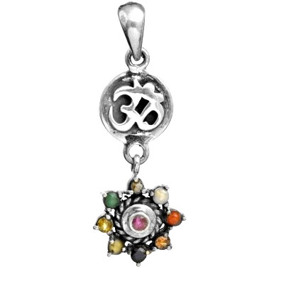 navratna-baglamukhi-pendant