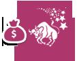 Taurus Finance Horoscope 2017