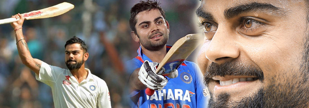 The middle of the year 2017 is going to see King Kohli rule – Astrology Prediction