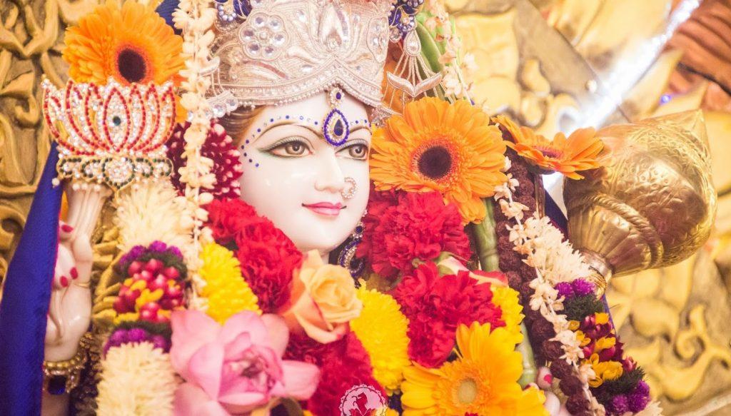Navaratri celebrates