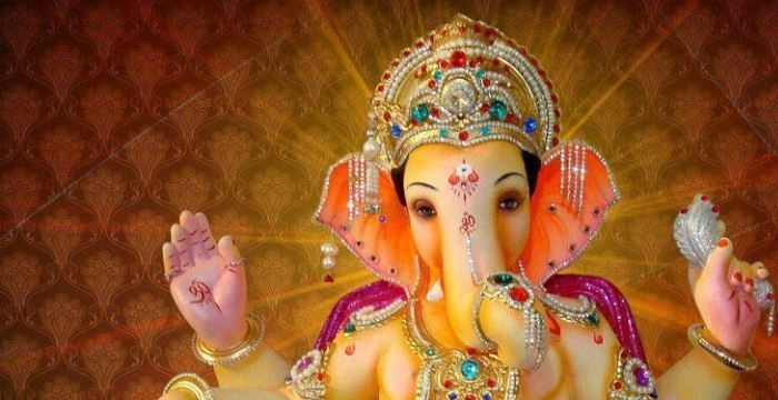 Lord Ganesha's physical attributes