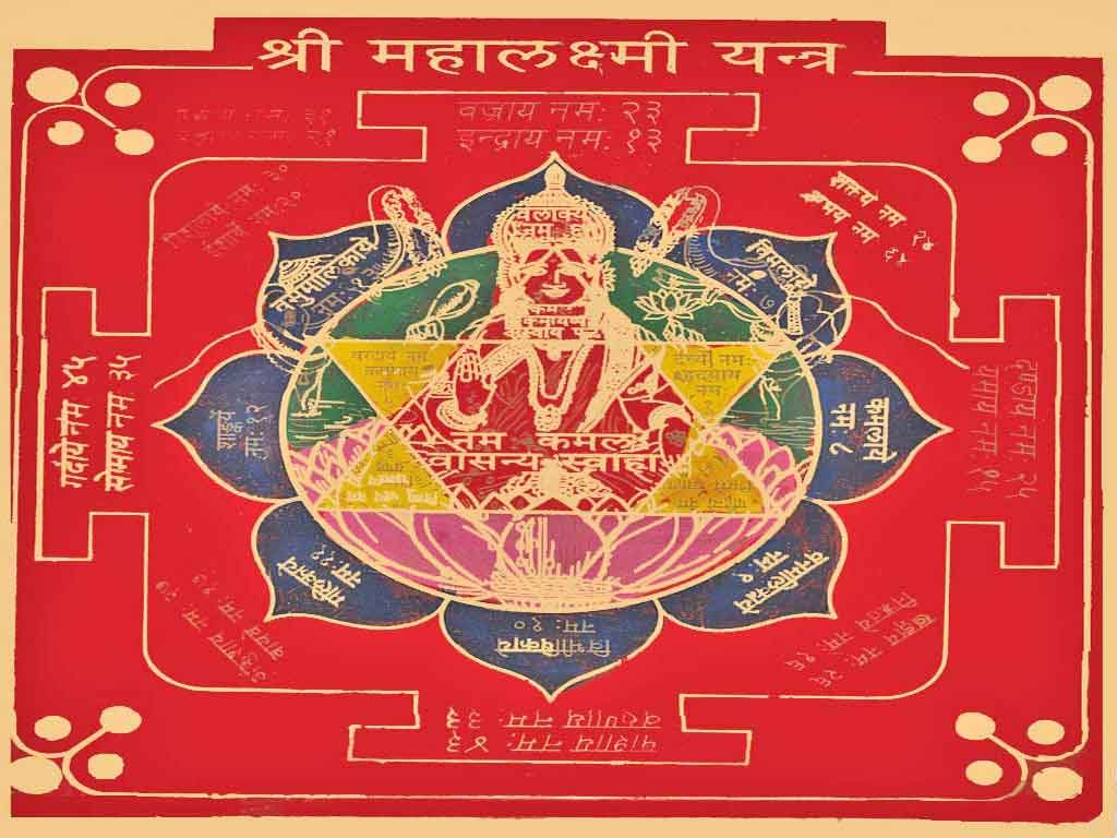 Mahalakshmi Yantra
