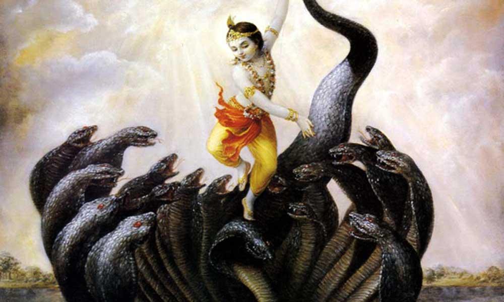 serpent Kaliya