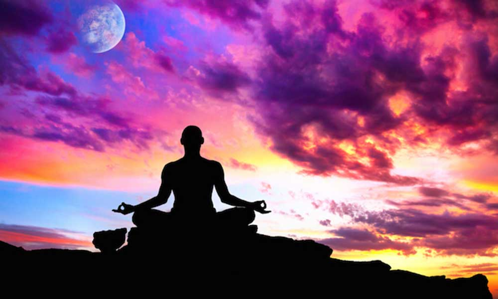 Procedure of meditation