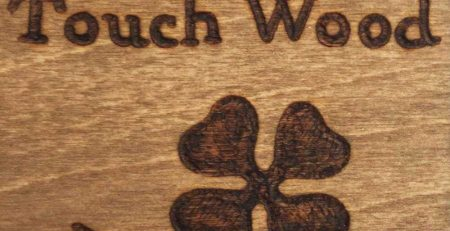 swearword touchwood