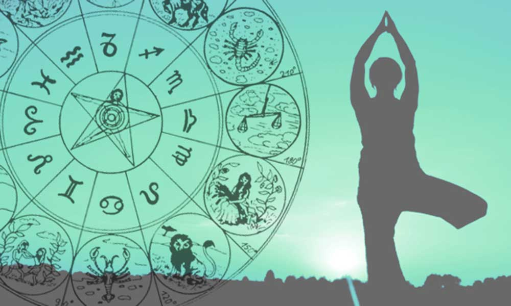 Yoga poses for your zodiac