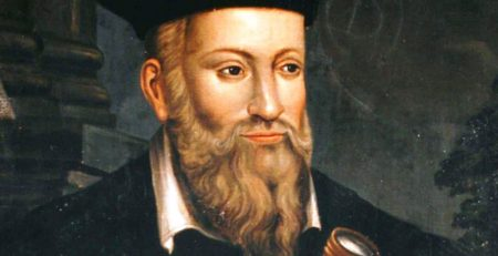 Nostradamus prediction about India