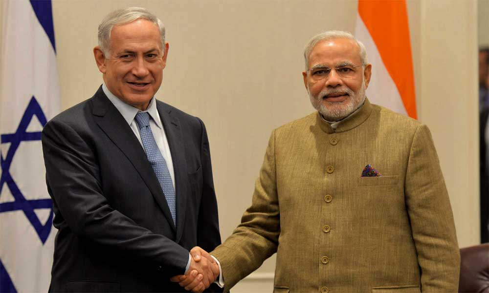 relationship between India and Israel