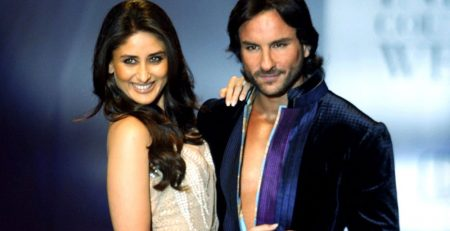 marriage of Saif ali khan and Kareena Kapoor