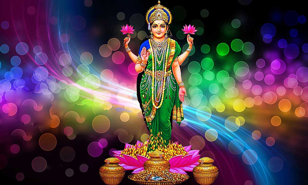 Ways to attract goddess Laxmi