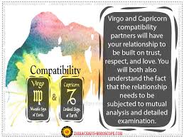 virgo and capricor-zodiac compatible