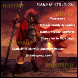 mars-in-fourth-house